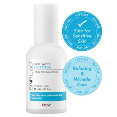 Lab+ Triple Water Aqua Serum