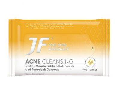 JF Acne Cleansing Wet Wipes