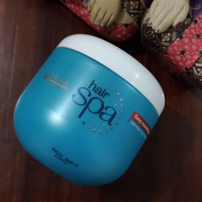 Hair Spa Deep Nourishing Creambath