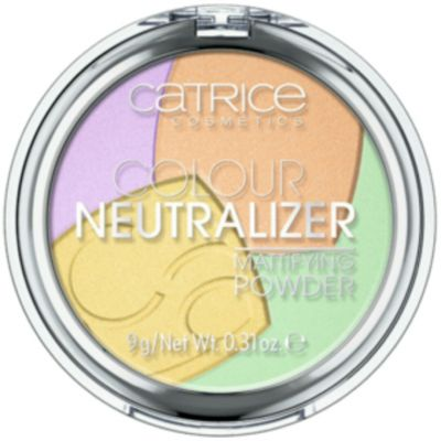Colour Neutralizer Mattifying Powder