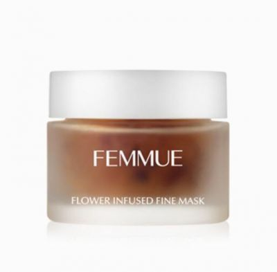 Flower Infused Fine Mask