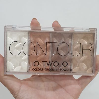 o.two.o contour grooming powder
