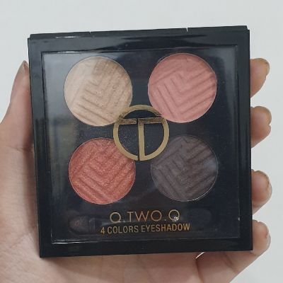 o.two.o 4 colours eyeshadow