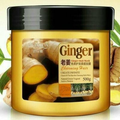Ginger Hairmask