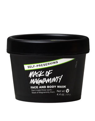 Self-preserving Mask of Magnaminty