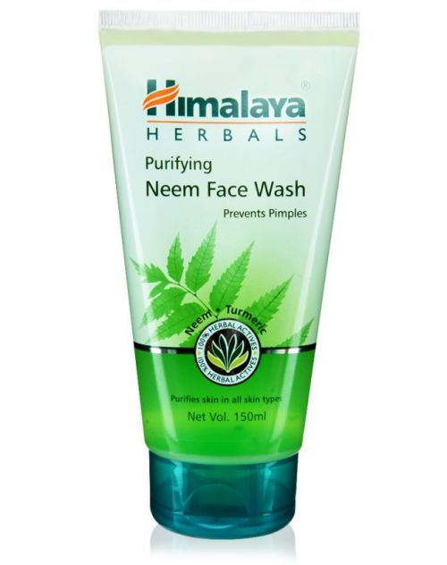 Himalaya Purifying Neem Face Wash Review Female Daily