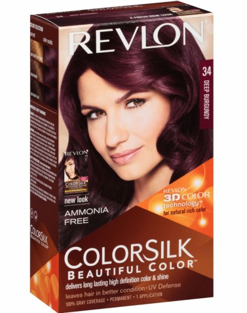 Hasil gambar untuk Revlon Color silk Beautiful Color