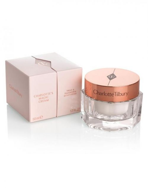 Charlotte Tilbury Charlotte Magic Cream Review Female Daily